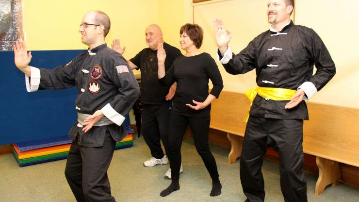 Beginner Tai Chi Seminar on Saturday, Aug 4th