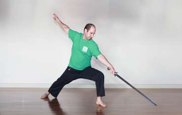 Tai Chi class special extended until 9/13
