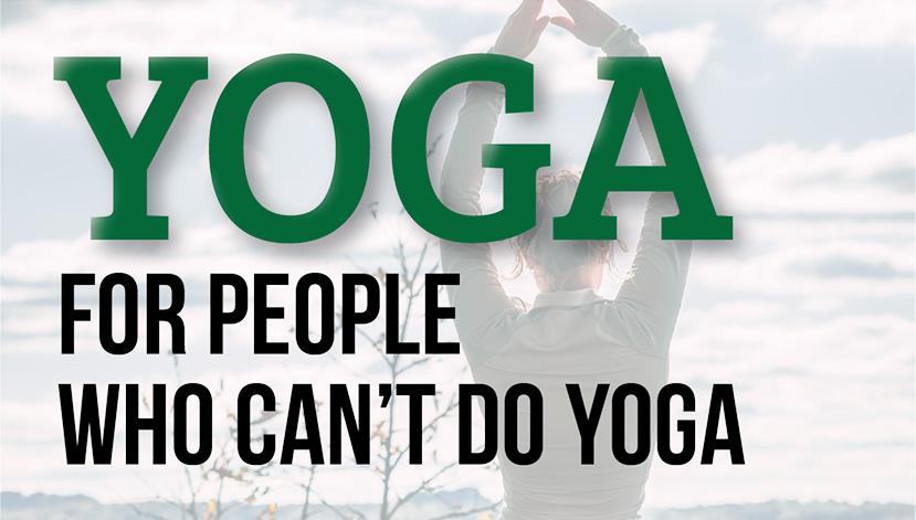 Free Beginner Yoga Classes starting Nov 10th