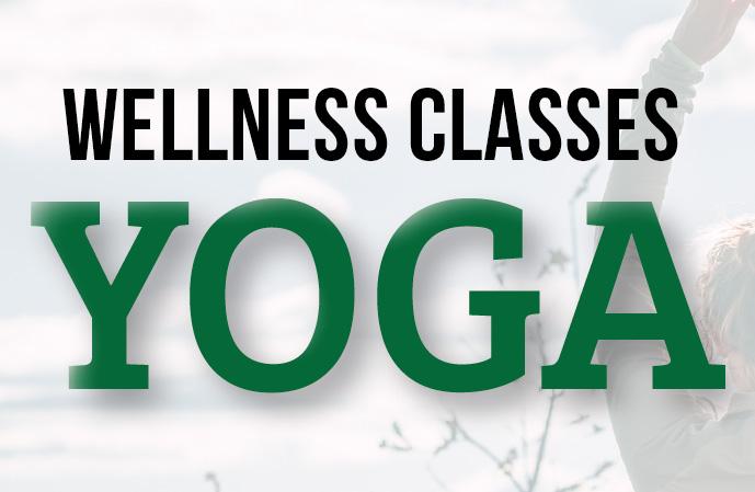Guest yoga instructor Saturday Jan. 19; tai chi class canceled